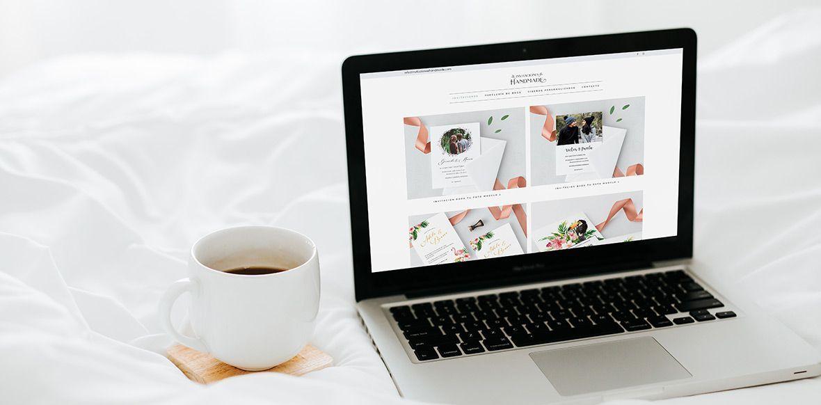 diseño web valencia bodas