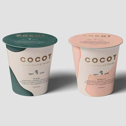 diseño packaging yogur