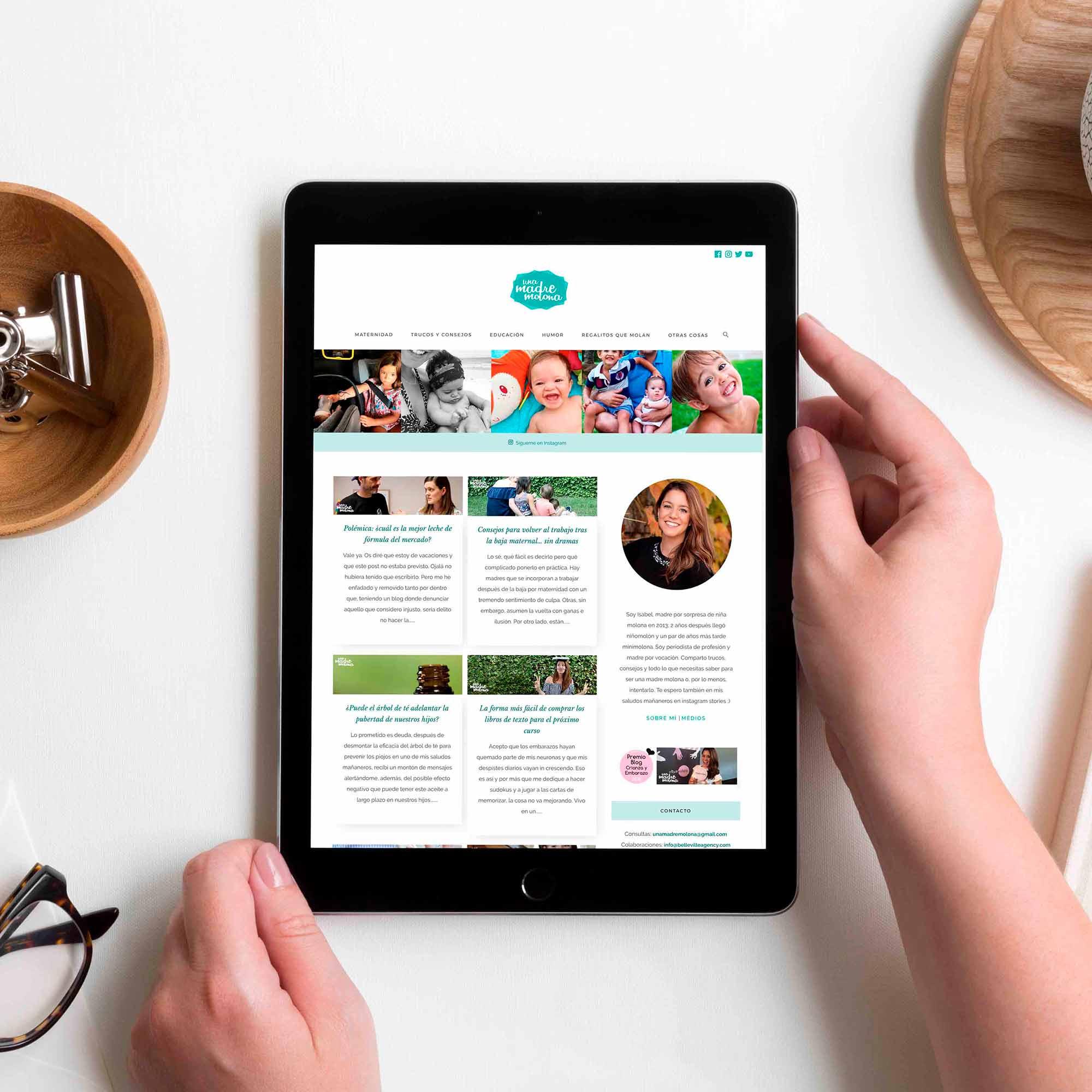 diseño web valencia blog