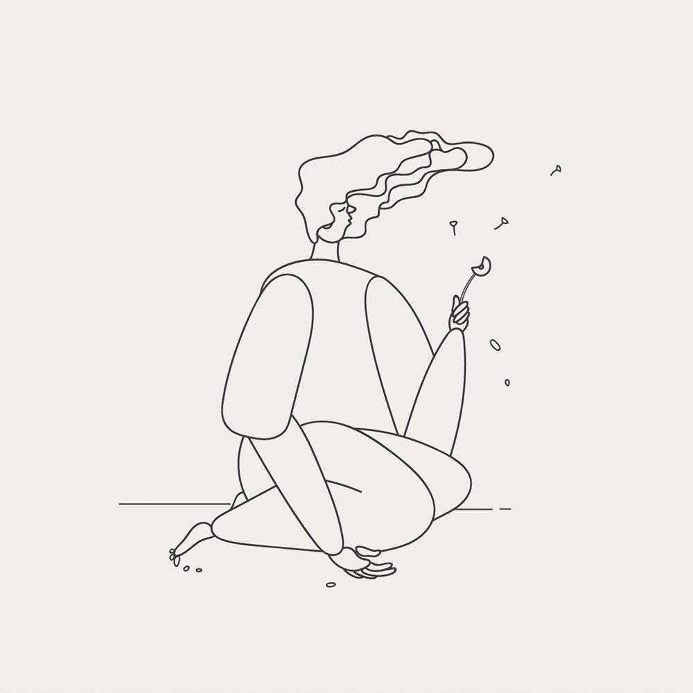 ilustracion minimal